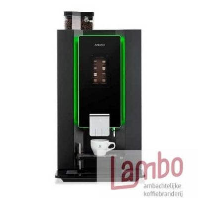 Lambo Koffiebranderij: Animo OptiBean touch koffiemachine