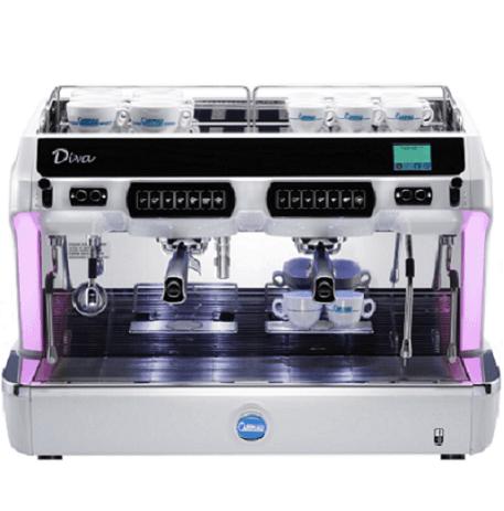Koffiemachines van Lambo Koffiebranderij: Vibiemme DOMObar