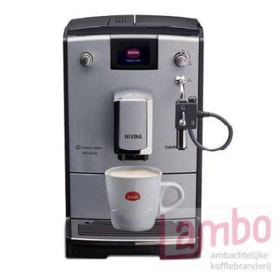 Lambo Koffiebranderij: Nivona Caferomatica nicr 670 koffiemachine